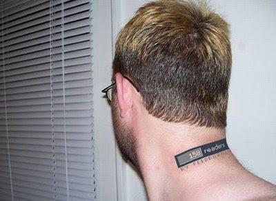geek tattos