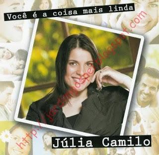 Júlia Camilo   Voce e a coisa mais linda (PlayBack)
