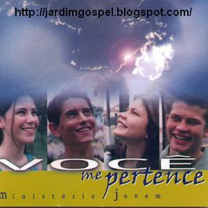 cpb7556g CD Jovem 2002   Você Me Pertence