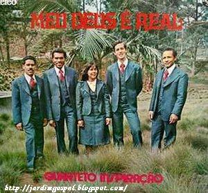 DSC03953 reduzida Quarteto Inspiração (Inspirasom)   Meu Deus é Real (1978)