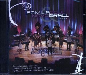 cd familiasoul novoisraelg Familia Soul   Novo Israel (ao vivo)   Playback Completo