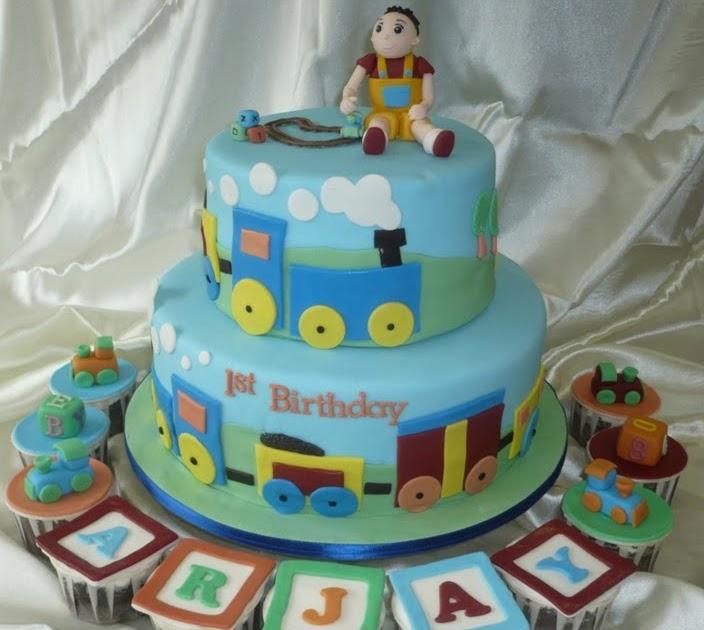 Liez Cakes And Etc Choo Choo Train