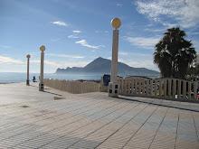 Strandpromenaden i Altea