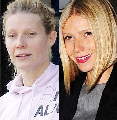 lady gaga without makeup before and. lady gaga without makeup