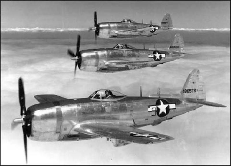 Ardennes avions abattus en 1940 45 caract 233 ristiques p47 thunderbolt