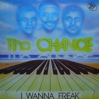 The Chance  -  I Wanna Freak 1983 12 Inch