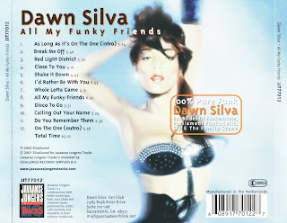 Dawn Silva - All My Funky Friends 2000 CD