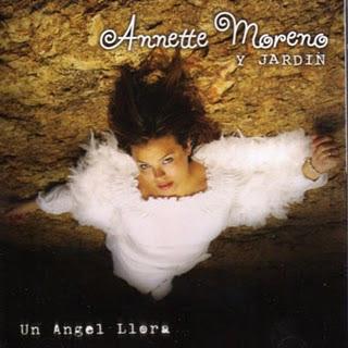 Sonido arkiss anette moreno un angel llora for Annette moreno y jardin guardian de mi corazon
