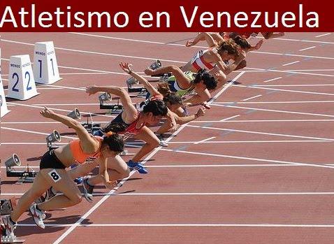 Atletismo en Venezuela
