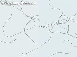 男人和女人的陰毛壁紙