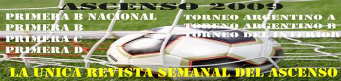 Revista Ascenso 2009
