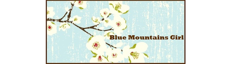 Blue Mountains Girl
