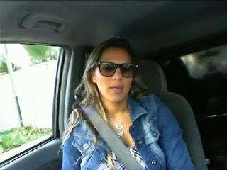 Gianella Marengo se relajó y habló de Martín Abumohor Gianella
