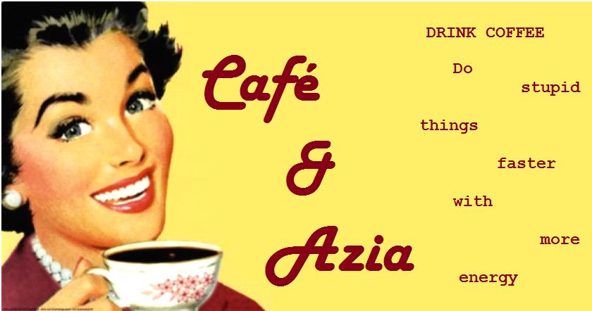 Café e Azia