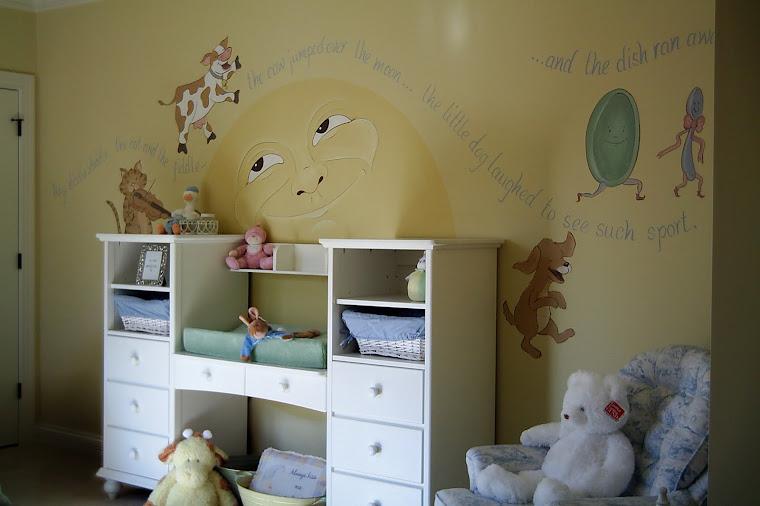 Classic Baby Nursery
