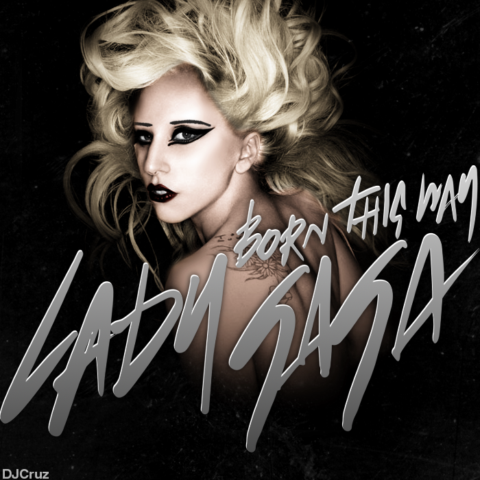 lady gaga born this way album artwork. lady gaga born this way album
