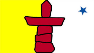 the flag of nunavut was officially adopted on april 1