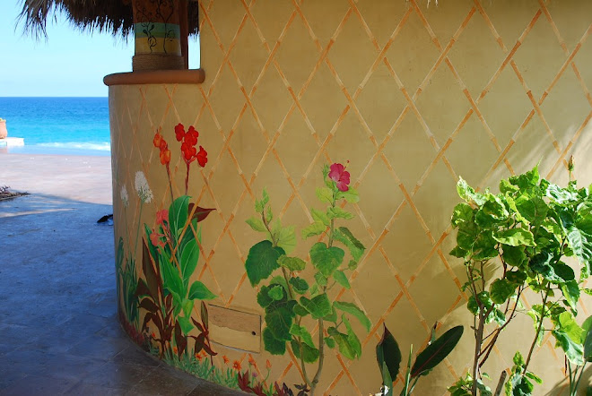 Pintura en terraza