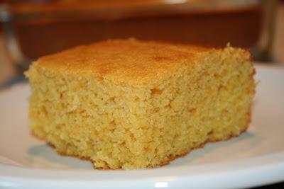 Amelia's Cookbook: Grandmothers Buttermilk Cornbread