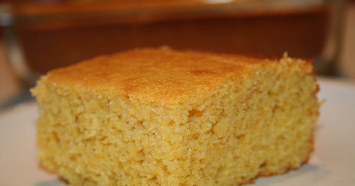 Amelia's Cookbook: Grandmothers Buttermilk Cornbread