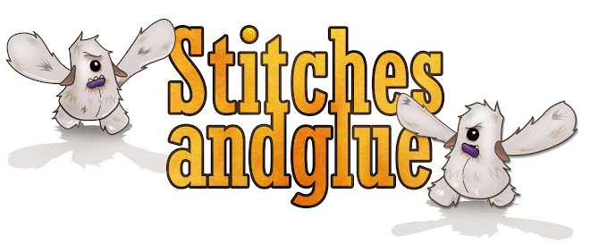Stitches and Glue
