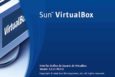 Virtualbox 3.0.0