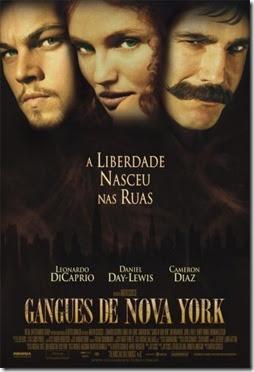 Gangues de Nova York – Dublado