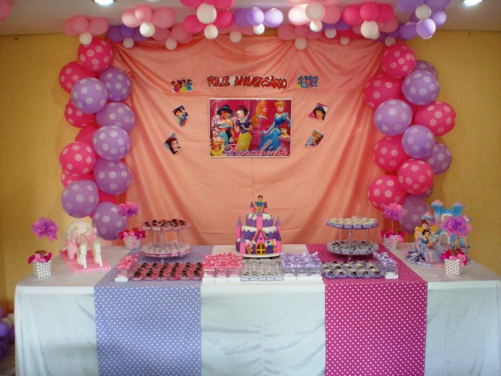Lista de Temas para Festa Infantil – Meninas | Festinha de
