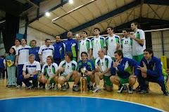 """Chubut Voley campeón de la """"Copa Ciudad de Esquel 2006"""""""
