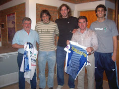Das Neves con Chubut Volley