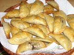COCAS, EMPANADAS, EMPANADILLAS