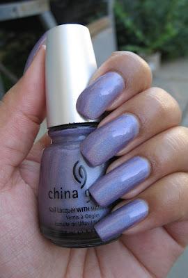 China Glaze IDK