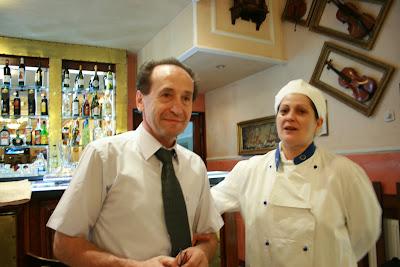 Dorin Popa si Chef-ul de la La Nouva Galleria
