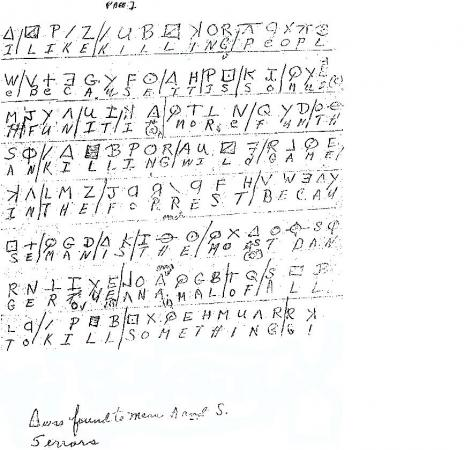Ciphers With  Letter Keys