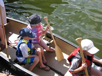 Canoe at Conroe