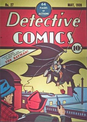 DETECTIVE COMIC # 27