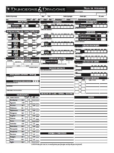 d&d 4th edition character sheet pdf