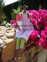 Tilda Kitchengarden Angel
