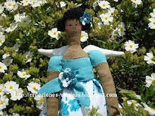 Tilda Flowergarden Angel