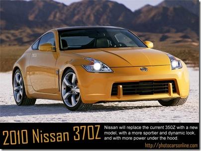 new 2010 models nican car
