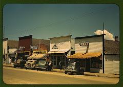 Main Street, Cascade, Idaho, 1940's