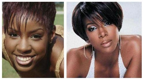 plastic surgery before and after kelly rowland nose job