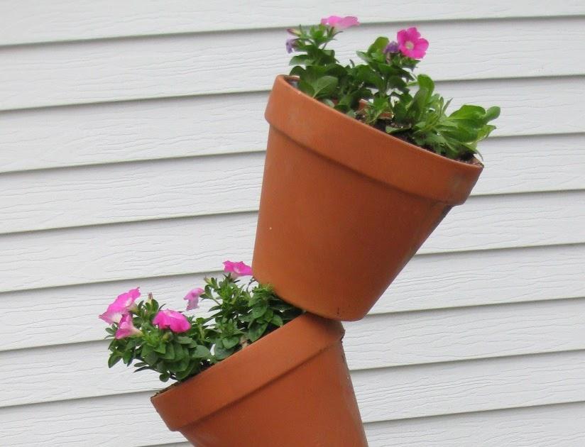 John Deere Flower Pots : John deere mom tipsy flower pot tower