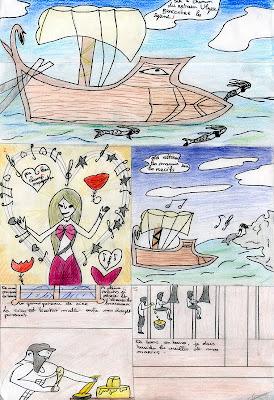 Les arcs plastiques bd 6 me art 2010 - Comment dessiner ulysse ...