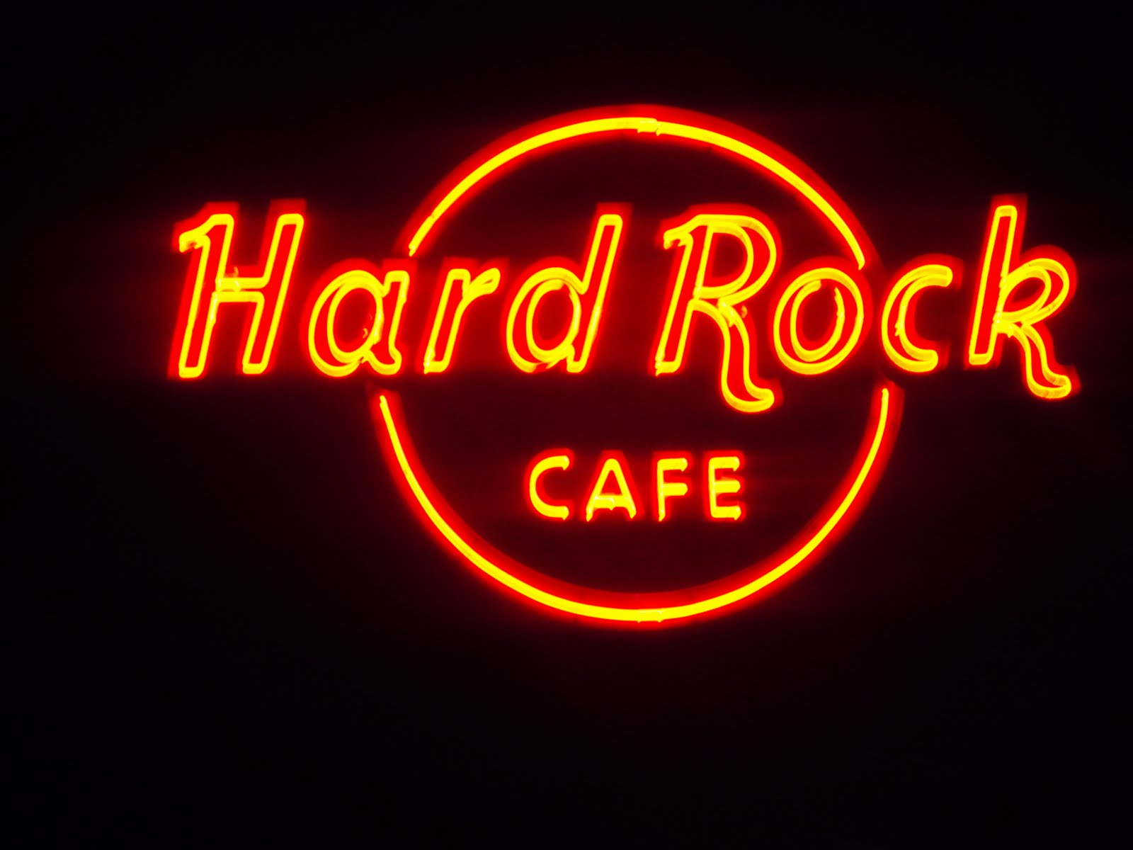 The Hard Rock Cafe