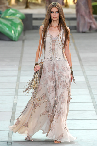 Roberto Cavalli Spring Summer 2011 Women Collection ...