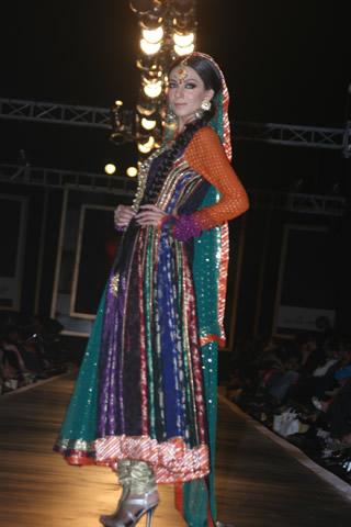 Nomi Ansari Collection at Bridal dresses