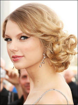 Taylor Swift Celebrity Hairstyle