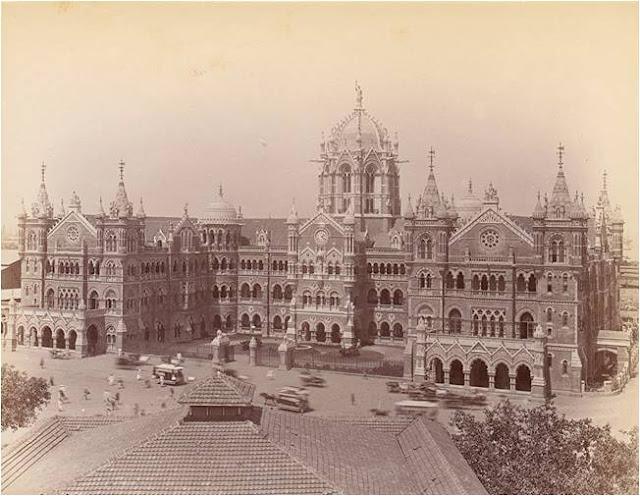 VT Station - Bombay aka Mumbai