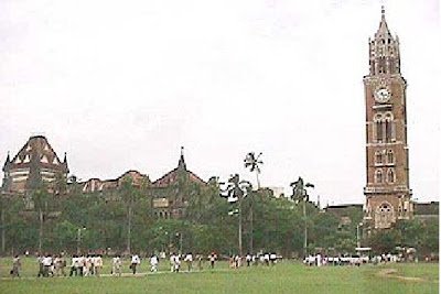 Rajabhai Tower Ground
